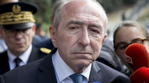 Affaire Benalla:  Gérard Collomb sera auditionné lundi 23 juillet