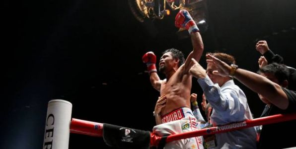 Boxe - WBA - Poids welters - Manny Pacquiao redevient champion WBA des poids welters