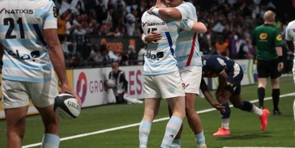 Rugby - Top 14 - Un rarissime double hat-trick