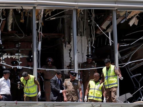 Attentats au Sri Lanka: sept arrestations à Colombo