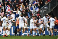 Six Nations: la France s'offre un bol d'air et un vent de jeunesse contre l'Ecosse