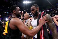 NBA - Lakers-Miami Heat: le dernier mot pour LeBron James face à Dwyane Wade