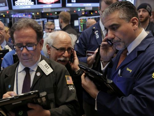 Wall Street finit en baisse de plus de 1%