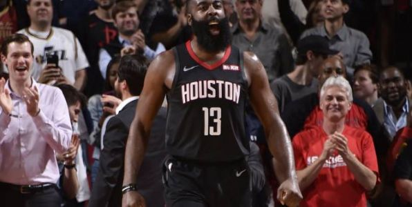 Basket - NBA - NBA:  James Harden encore en mode MVP face au Utah Jazz