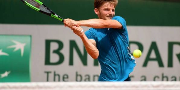 Tennis - ATP - Barcelone - ATP-Barcelone:  David Goffin n'y arrive pas
