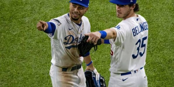 Baseball - MLB - World Series - World Series: les Los Angeles Dodgers remportent le match 1