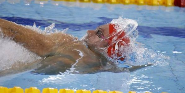 Natation - Open de France - Open de France:  Jérémy Stravius gagne sans surprise le 50m dos