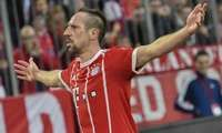 Football:  Franck Ribéry censuré par le Bayern Munich