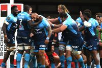 Top 14: Montpellier bat Toulon avec le bonus et conforte son leadership