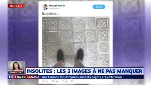 Manuel Valls:  un aller simple pour Barcelone ?