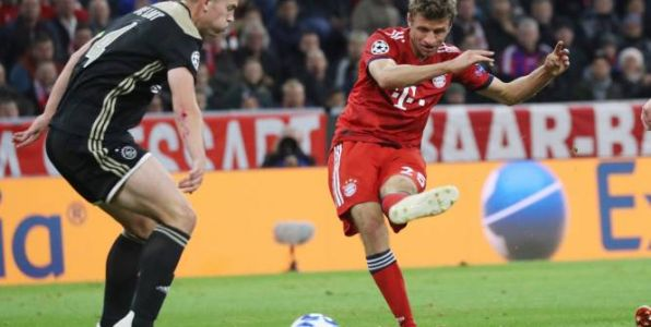 Foot - C1 - Bayern - Ligue des champions:  Thomas Müller sera suspendu contre Liverpool