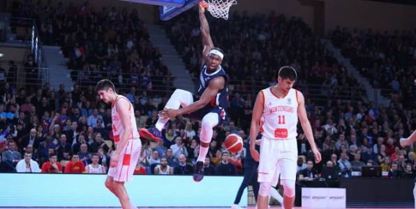 Basket - Qualifs Euro - Qualifications Euro 2021 : La France se reprend contre le Monténégro