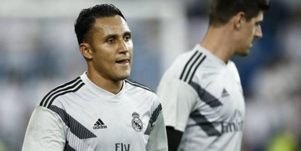 Foot - ESP - Real Madrid - Keylor Navas proche d'une prolongation