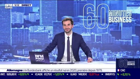 60 Minutes Business - Mercredi 3 mars