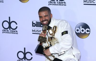 VIDEO. Drake s'impose aux Billboard Music Awards