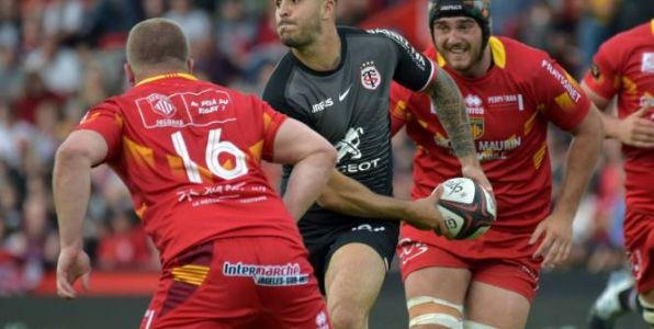 Rugby - Top 14 - Top 14:  à Toulouse les records