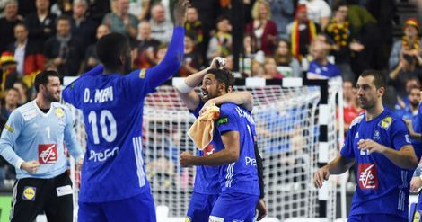 Handball - Mondial 2019:  la France s'impose facilement face à l'Islande (31-22)