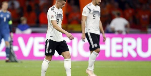 Foot - L. nations - L'Allemagne tombe lourdement aux Pays-Bas