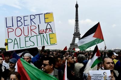 Paris: Les pro-Palestiniens manifesteront malgré l'interdiction