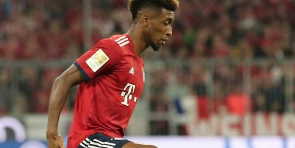 Foot - ALL - Bayern - Bayern Munich:  Kingsley Coman a repris l'entraînement collectif