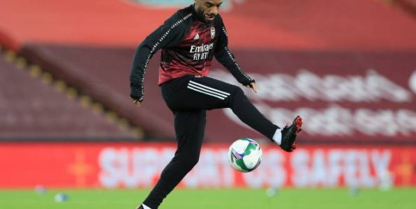Foot - ANG - Arsenal-Leicester - Compositions d'Arsenal-Leicester : Lacazette et Wesley Fofana débutent pour la 6e journée de Premier League