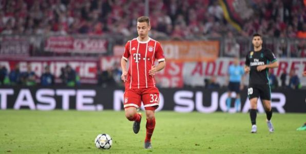 Foot - ALL - Bayern - Joshua Kimmich :  «On est sous pression»