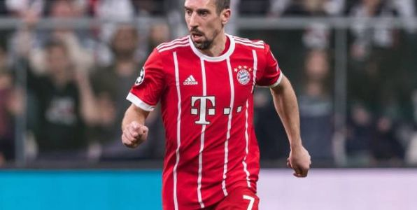 Foot - ALL - Coupe - Bayern Munich:  Franck Ribéry titulaire en Coupe d'Allemagne