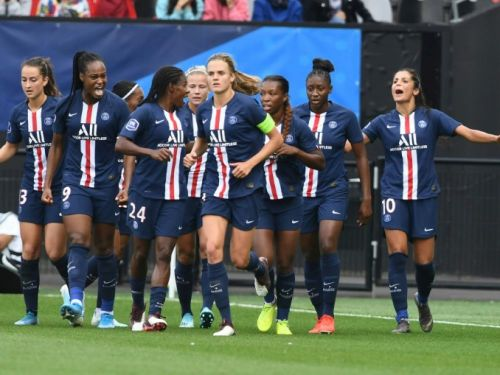 Coupe de France dames: le Paris-SG bat Bordeaux et rejoint Lyon en finale