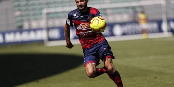 Foot - L2 - En Ligue 2, Clermont surprend Metz et monte sur le podium