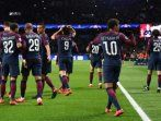 Ligue des champions: le Paris SG prend un but, le Celtic Glasgow une rouste