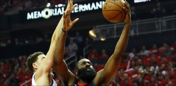 NBA: Houston corrige Golden State et égalise