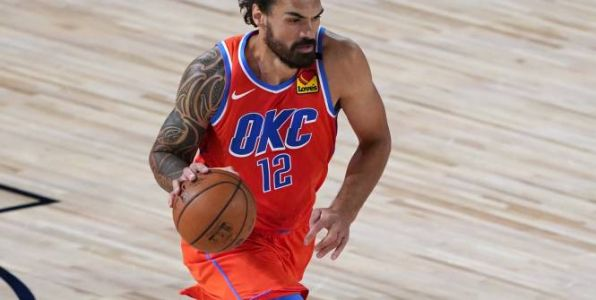 Basket - NBA - Steven Adams prolonge avec les New Orleans Pelicans