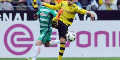 Foot - ALL - Dortmund arrache la qualification en Ligue des champions, Wolfsburg en danger