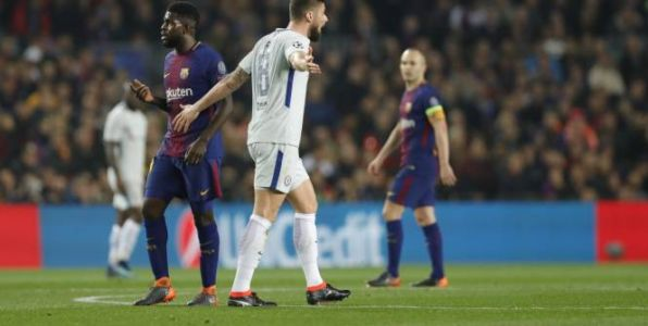Foot - C1 - Samuel Umtiti :  «On a souffert»