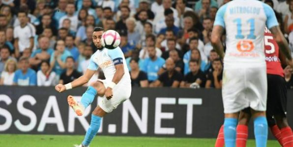 Foot - L1 - Grand spectacle de l'OM au Vélodrome contre Guingamp