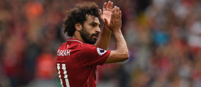 Football - Salah, Silva, Khazri : les plus beaux buts du week-end