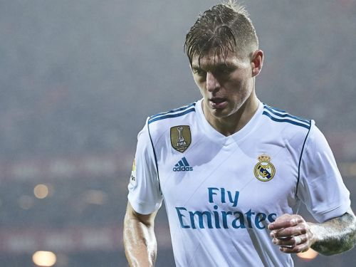 "Real Madrid, Kroos vise ""la qualification pour la Champions League la saison prochaine"""