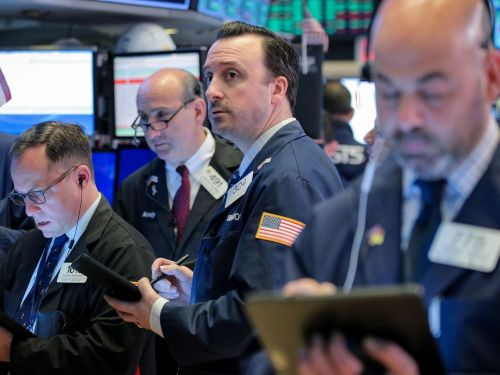 Wall Street voit rouge, le commerce USA-Chine inquiète