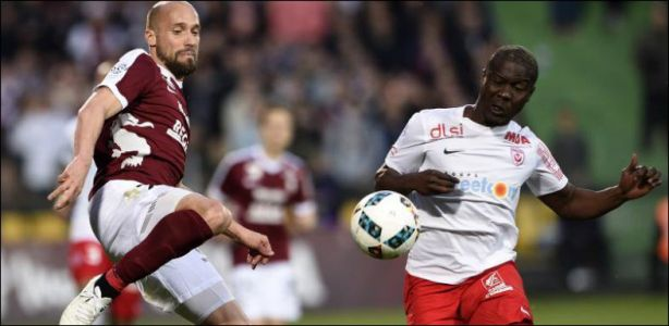 Football - Le derby Metz-Nancy le 21 décembre