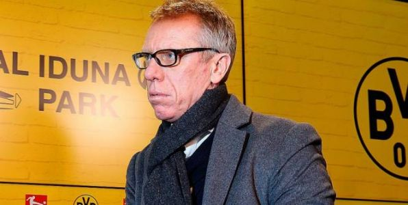 Foot - ALL - Dortmund - Peter Stöger quitte le Borussia Dortmund