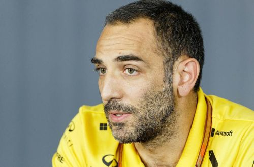 Grand Prix de France de F1:  «On peut être fiers de ce qu'on a accompli», estime Cyril Abiteboul