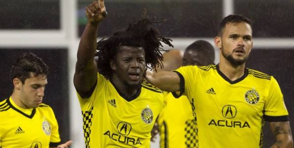 Foot - MLS - Major League Soccer:  Columbus enchaîne
