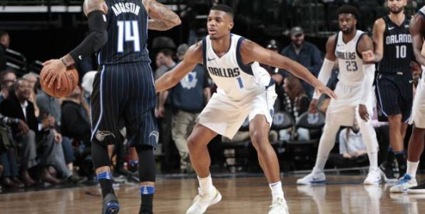 Basket - NBA - Dennis Smith Jr sur le départ