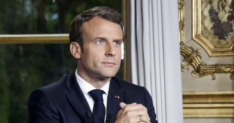 La satisfaction des Français envers l'action d'Emmanuel Macron au plus bas