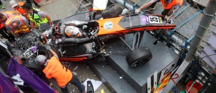 Formule 3 : terrible accident au Grand Prix de Macao