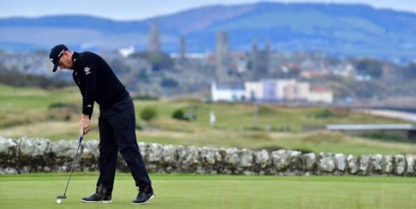Golf - EPGA - Scottish Championship : Otaegui et Wallace leaders à -12, Saddier 4e