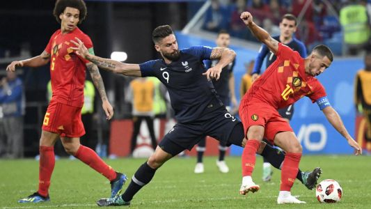 Ligue des nations:  une revanche France-Belgique en demi-finale