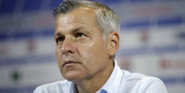 Foot - L1 - OL - Bruno Genesio:  «On n'a pas su trouver la solution»