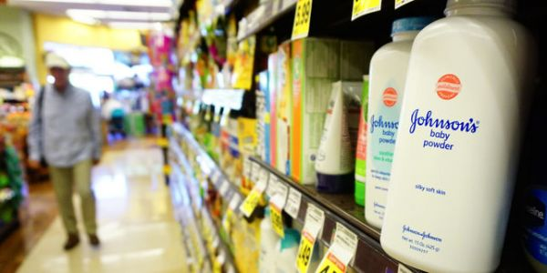 Cancers : Johnson & Johnson condamné pour son talc