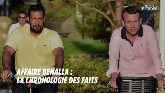 L'affaire Benalla en sept dates